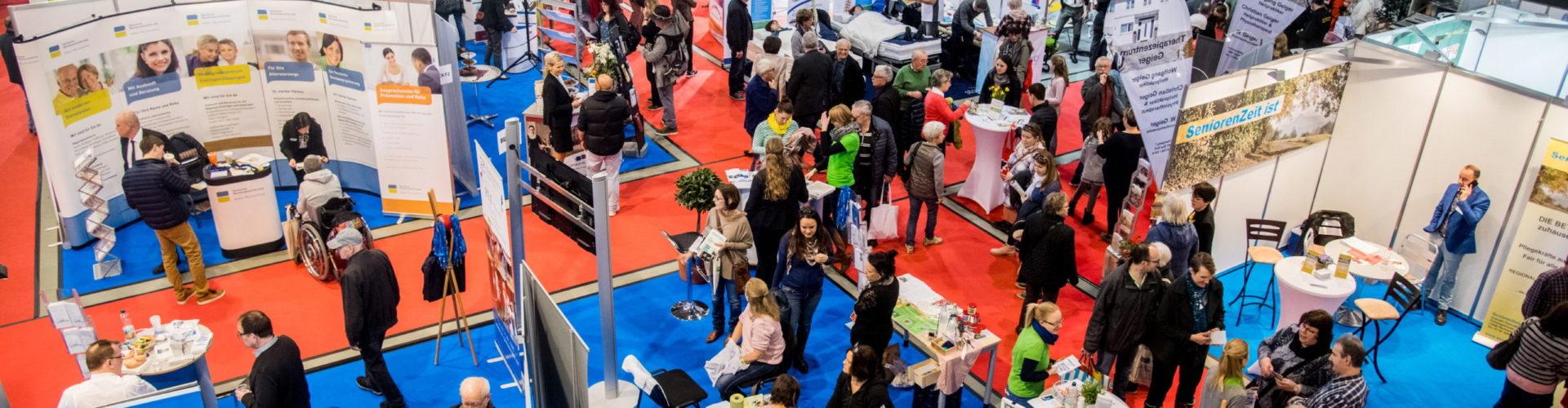Vitawell Gesundheitsmesse 2019 Werfthalle Göppingen Sonntag